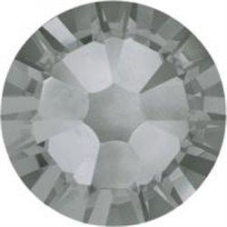 Swarovski® 2078 Black Diamond Hotfix SS12