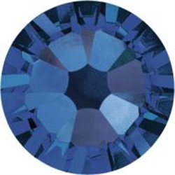 Swarovski® 2078 Capri Blue Hotfix SS12