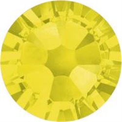 Swarovski® 2078 Citrine Hotfix SS12