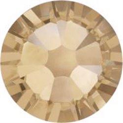 Swarovski® 2078 Crystal Golden Shadow Hotfix SS12