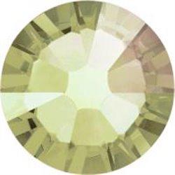 Swarovski® 2078 Crystal Luminous Green Hotfix SS12