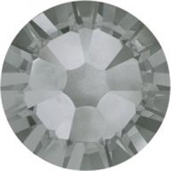 Swarovski® 2078 Black Diamond Hotfix SS30
