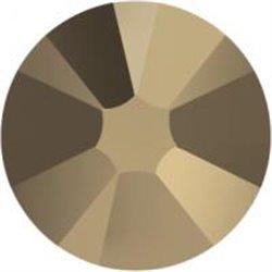 Swarovski® 2078 Crystal Dorado Hotfix SS30