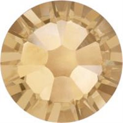 Swarovski® 2078 Light Colorado Topaz Hotfix SS30