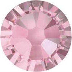 Swarovski® 2078 Light Rose Hotfix SS30