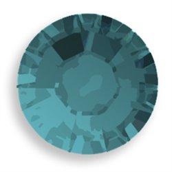 Swarovski® 2078 Blue Zircon Satin Hotfix SS16