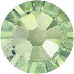 Swarovski® 2078 Chrysolite Hotfix SS34