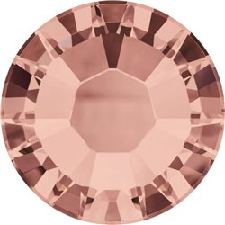 Swarovski® 2078 Blush Rose Hotfix SS34