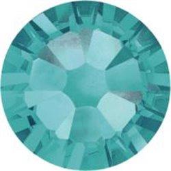 Swarovski® 2078 Blue Zircon Hotfix SS34