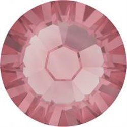 Swarovski® 2078 Crystal Antique Pink Hotfix SS34