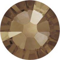 Swarovski® 2078 Crystal Bronze Shade Hotfix SS34