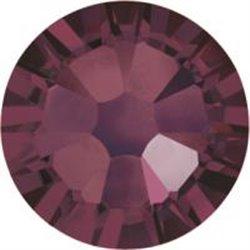 SWAROVSKI® 2088 Burgundy No Hotfix SS 12