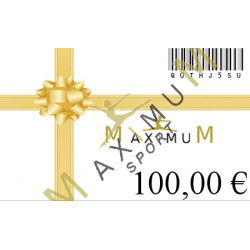 Neuer Geschenkgutschein-100