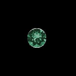 SWAROVSKI® 2038 Emerald Hotfix