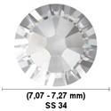 SS 34 (7,07 - 7,27 mm)