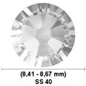 SS 40 (8,41 - 8,67 mm)
